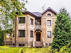 Дом 430 м² в элитном поселке «Озерный» Готовый дом на Рублевке